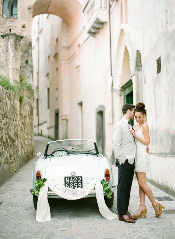 Mariage - Moda E Arte Workshop ~ An Italian adventure