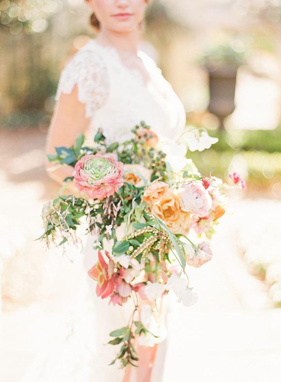 زفاف - French Wedding Inspiration - Workshop with Kayla Barker