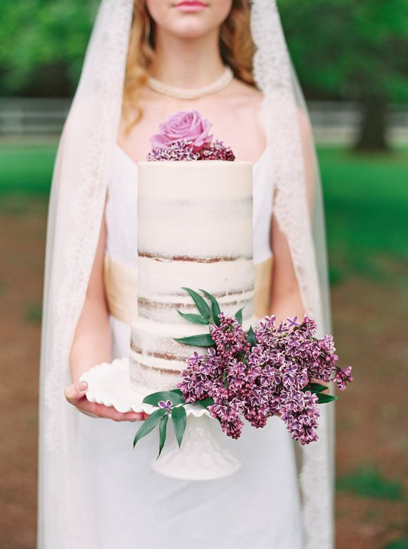 Mariage - Lilac French Country Wedding Inspiration