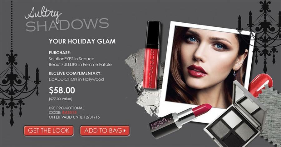 زفاف - Beauty Addicts Cosmetics Hollywood Glam Makeup Review - Ladiestylelife.com