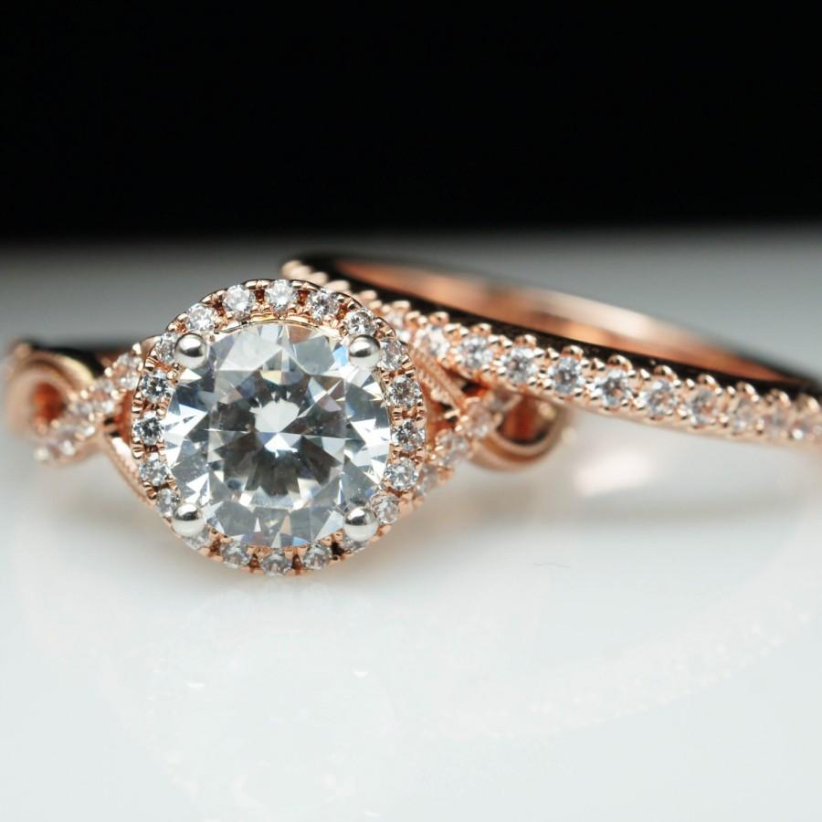 white ring band diamonds solitaire pin anniversary diamond solid engagement baguette gold jewellery wedding