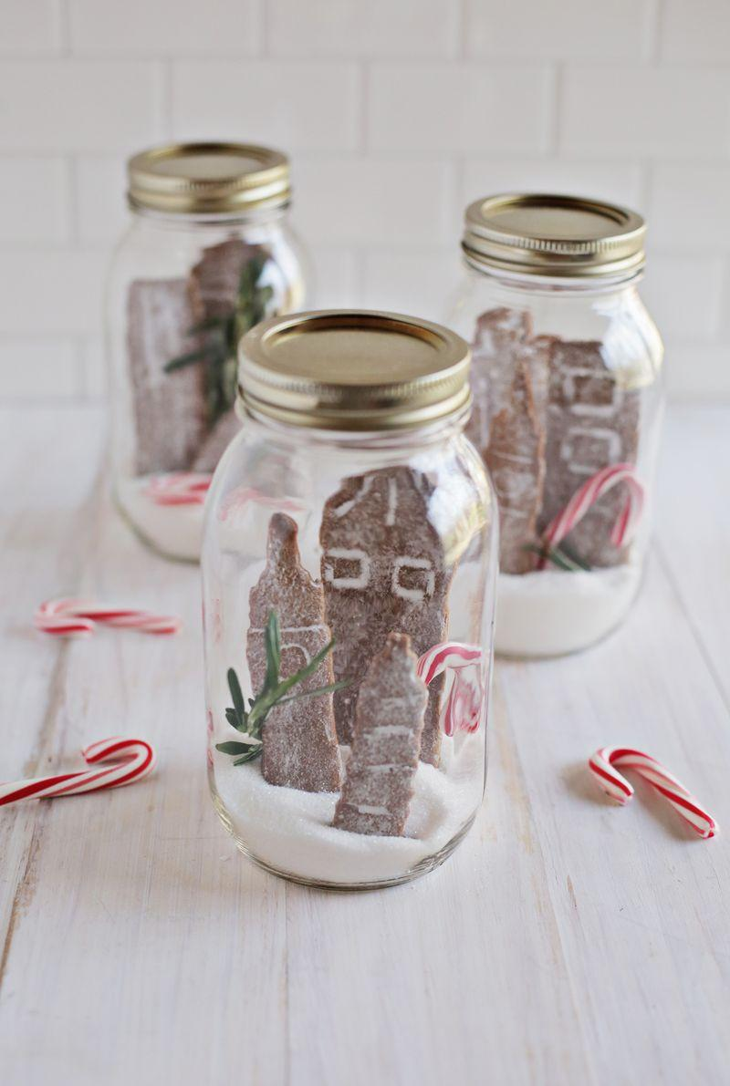 Wedding - Spicy Gingerbread Cookies Turned Cityscapes