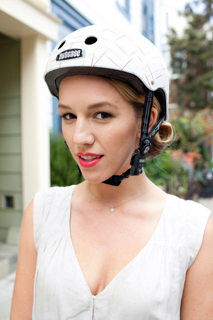 Wedding - Cycling Caps As A Fashion Statement