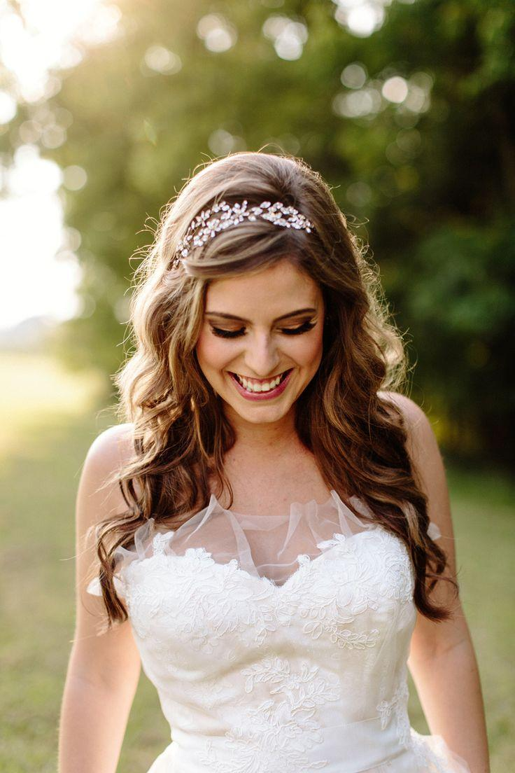 Mariage - How To Use Wedding Bands To Make Your Wedding Hairstyle Look Great