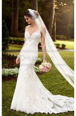 Wedding - Stella York Sparkling Train Wedding Dress Style 6142 - Stella York by Ella Bridals - Wedding Brands