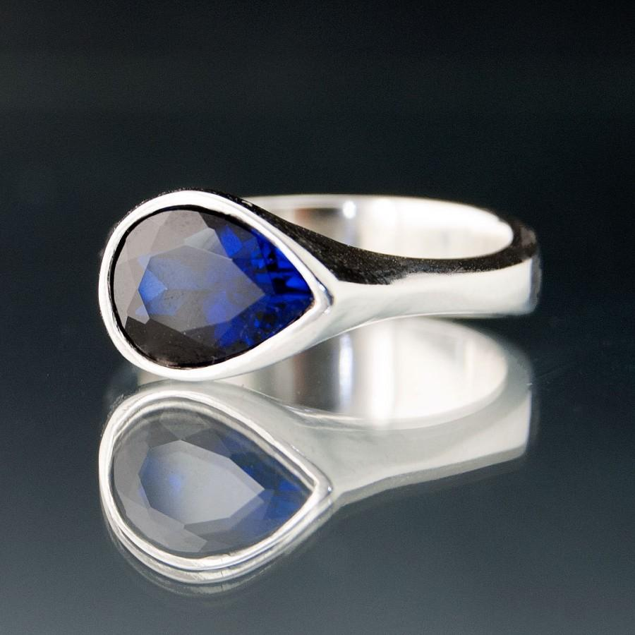 gemstone image white deep diamond and kashmir blue boutique sapphire product ring gold