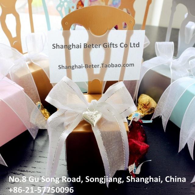 Wedding - Aliexpress.com : ซื้อสินค้าจัดส่งฟรี1000ชิ้นขนาดเล็กเก้าอี้ทองโปรดปรานกล่องw/หัวใจเสน่ห์และริบบิ้นTH002 B0กล่องที่ระลึกงานแต่งงาน จากผู้ขายที่เก้าอี้แขวน เชื่อถือได้บน Shanghai Beter Gifts Co., Ltd.