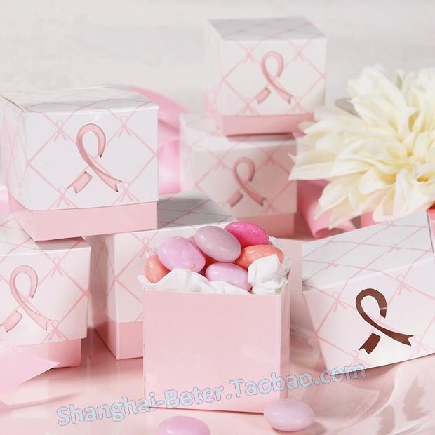 Boda - Aliexpress.com : ซื้อสินค้า108ชิ้นสีชมพูริบบิ้นอาบน้ำทารกโปรดปรานกล่องTH007 @ Beter W Edding // shop72795737.taobao.com จากผู้ขายที่Pink Ribbon Baby showers favor boxes 108pcs เชื่อถือได้บน Shanghai Beter Gifts Co., Ltd.