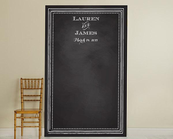 Mariage - Personalized Photo Backdrop - MULTIPLE DESIGNS, photobooth backdrop, wedding backdrop, personalized backdrop, wedding decor