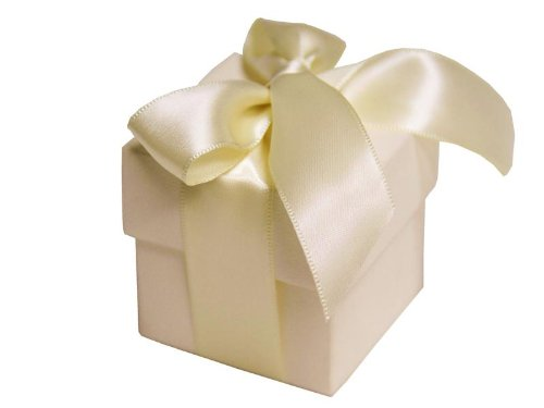 Mariage - 100 Wedding Party Favors Gift Boxes with Lids