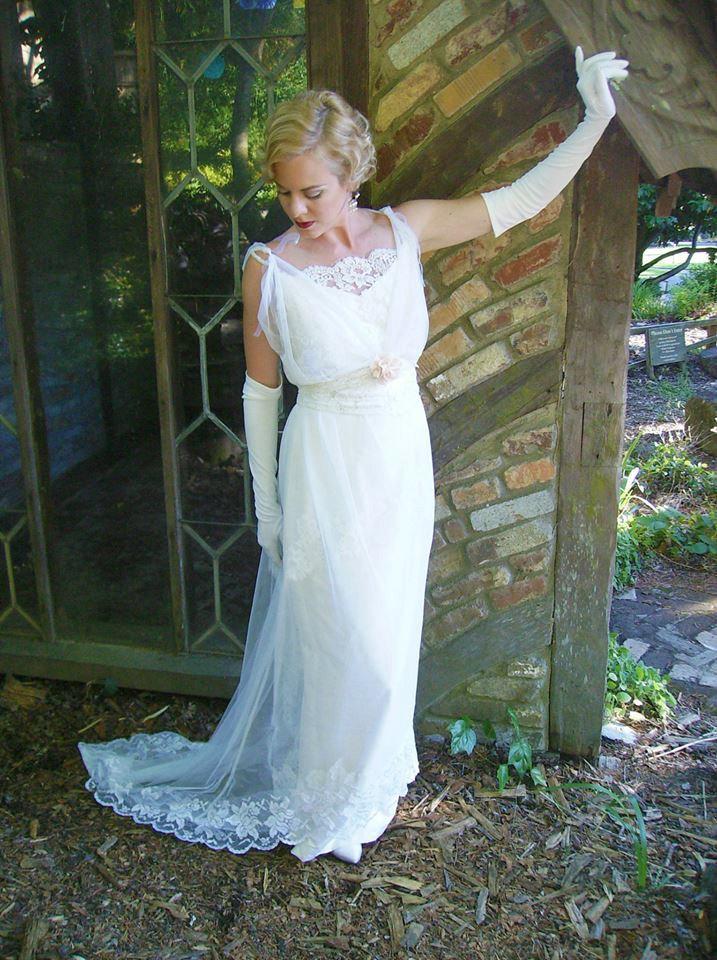 Mariage - DOWNTON ABBEY Wedding Dress