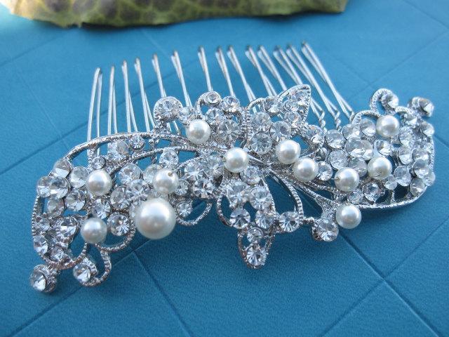 8c4d5312903d6 Wedding Hair Jewelry Wedding Accessories Wedding Hair Combs Wedding ...