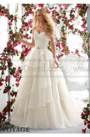 Wedding - Mori Lee Wedding Dresses Style 6817