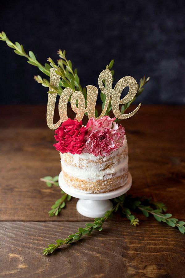 Cake Topper Cakes Toppers Anniversary Cake Topper Bridal Shower Cake