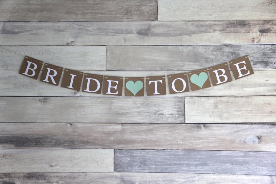 mint wedding decorations mint bridal shower bridal shower decor bridal shower banner rustic wedding decor
