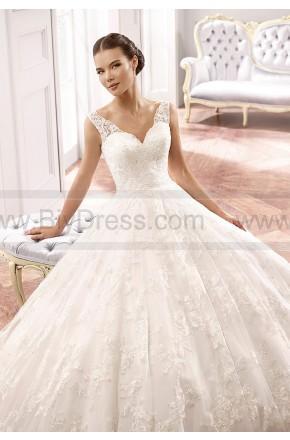 Hochzeit - Eddy K Milano Wedding Gowns 2015 Style MD159