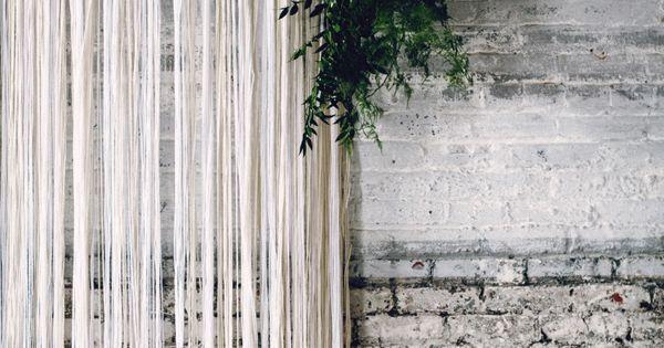 Wedding - Nordic Industrial Wedding Inspiration