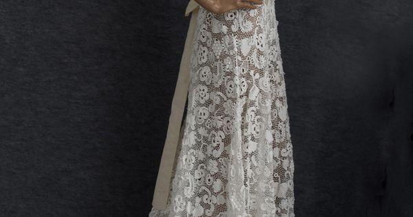 Mariage - Vintage Textile Brides