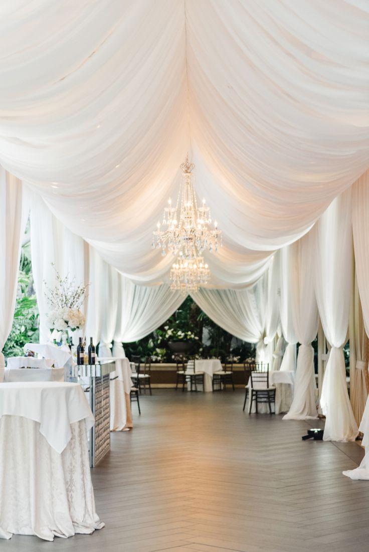 زفاف - Glamorous Beverly Hills Ballroom Wedding