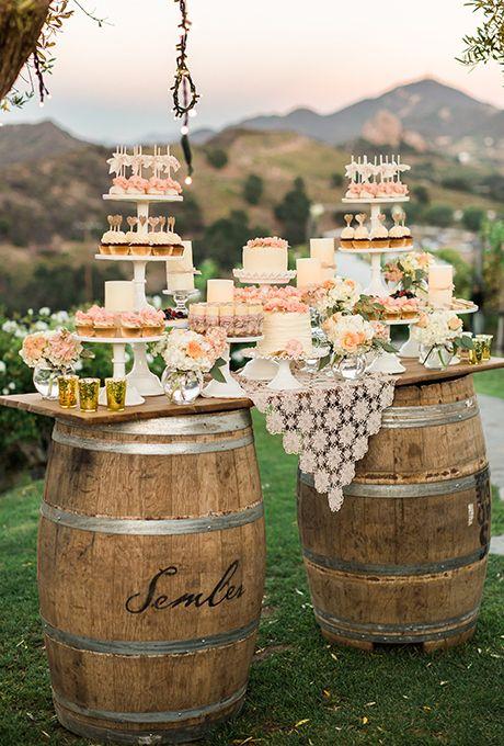 Ideas creative wedding dessert bar ideas 2467487 weddbook creative wedding dessert bar ideas junglespirit Images