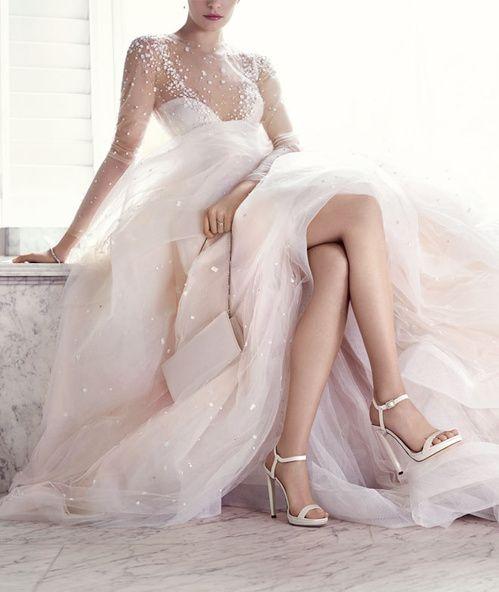 زفاف - Escarpins Ou Ballerines, 10 Chaussures Jimmy Choo Pour Se Marier