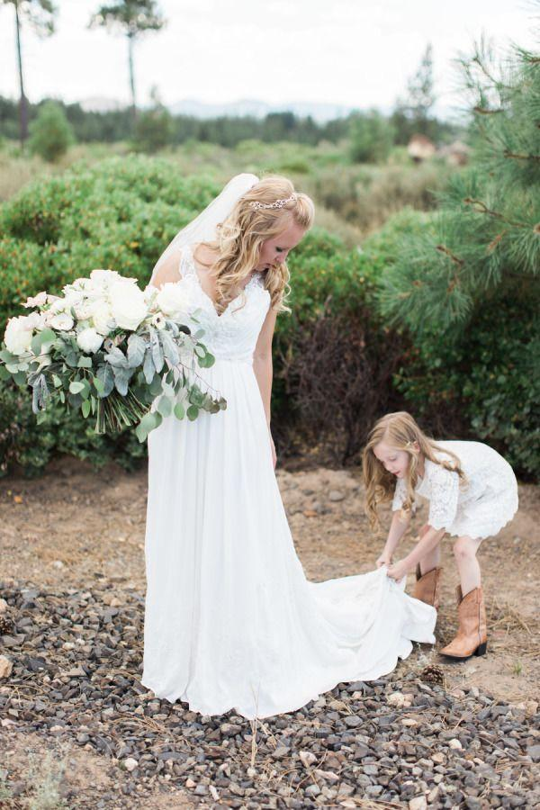 زفاف - Whimsical   Elegant Oregon Ranch Wedding