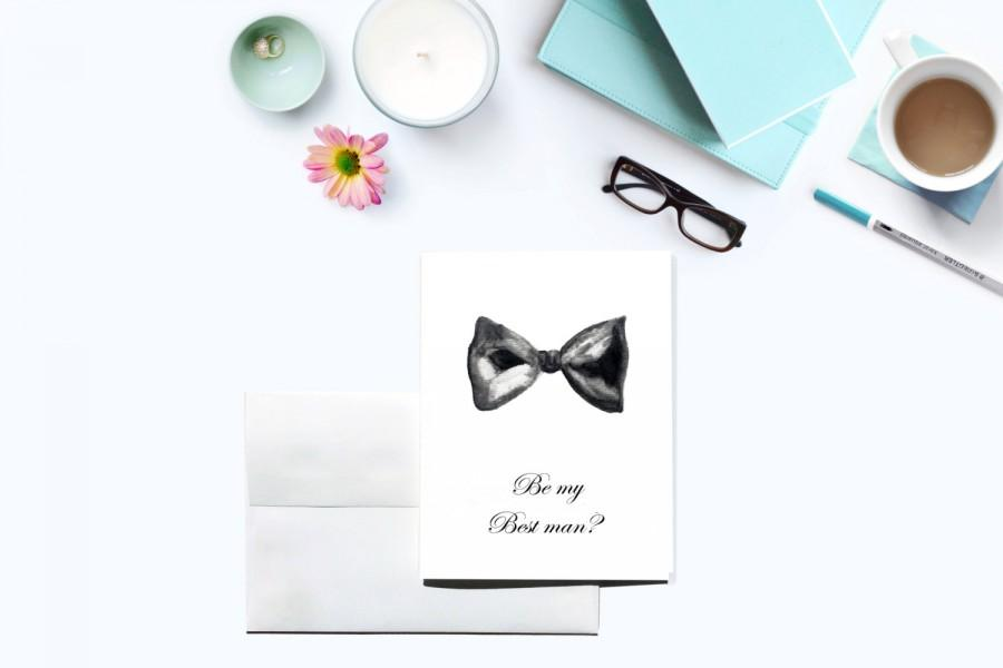 Hochzeit - Will you be my - Groomsman Card - Best man - Be my groomsman - Best man Card - Bridal Party Card - Wedding Party Card - Will You Be Card