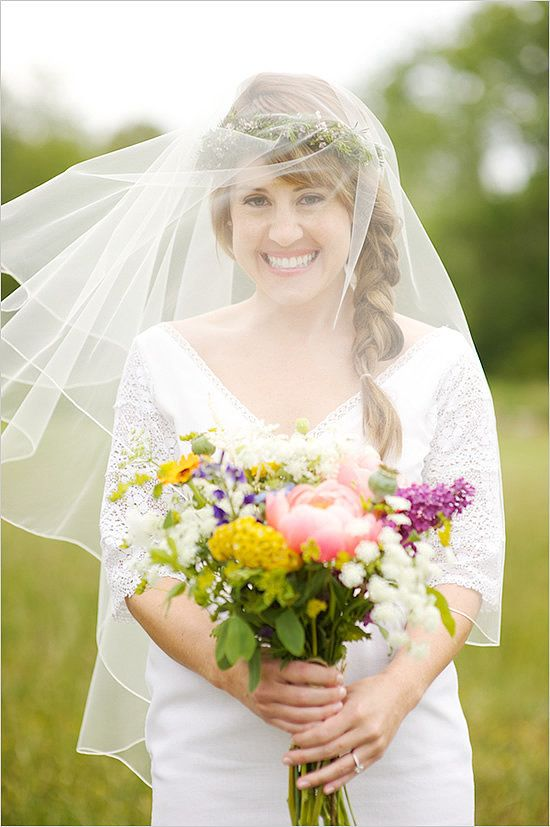 Mariage - Veil And Vines
