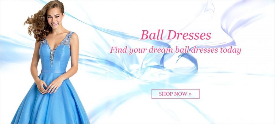 Свадьба - NZ Ball Dresses, Prom Dresses, Formal Evening Gowns Online Shop- PickedLooks