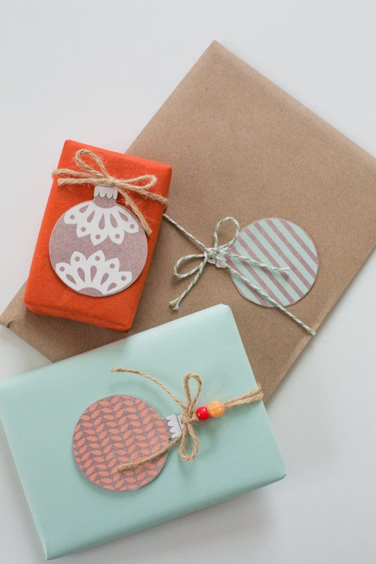Gift Wrapping Guide 15 Ideas For Creative Homemade Tags 2468830