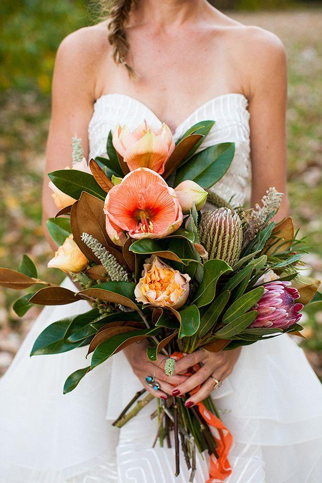 Hochzeit - Best Of 2015: The Most Beautiful Bouquets Of The Year