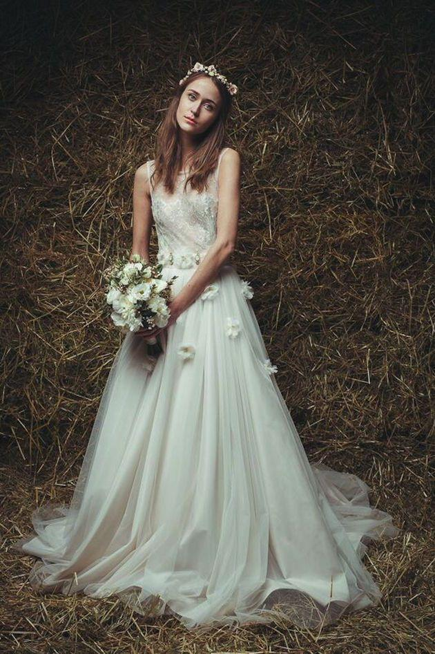 Wedding - Katya Katya Shehurina Wedding Dress Collection A/W 2016