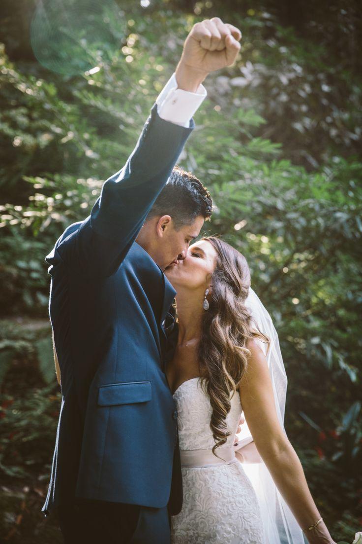 Hochzeit - Rustic Elegant Santa Cruz Wedding