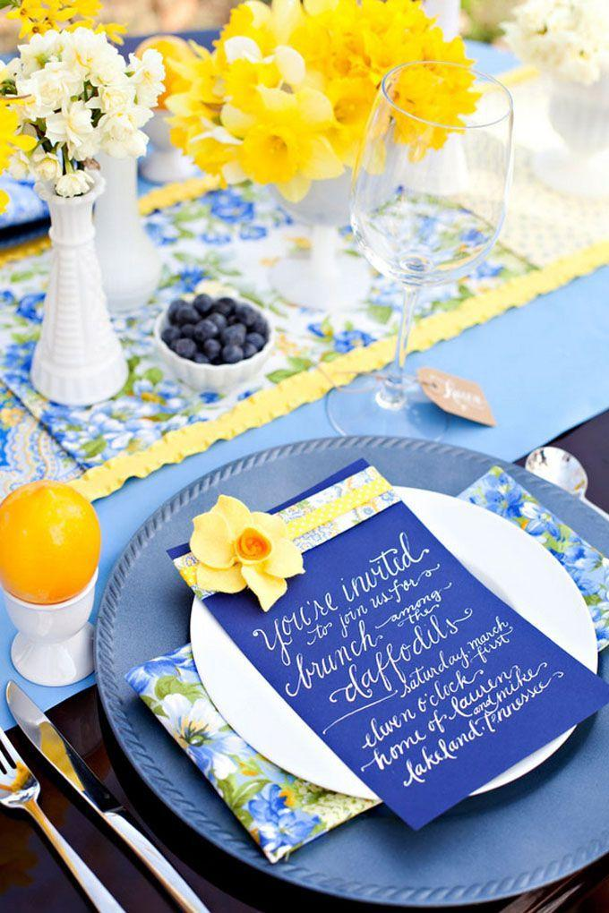 Wedding - 5 Essential Details Every Spring Wedding Ideas Needs