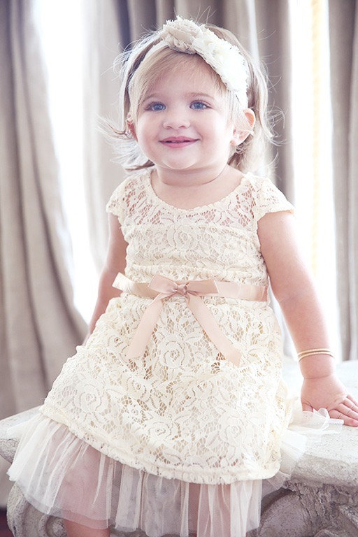 Lace Baby Dresses