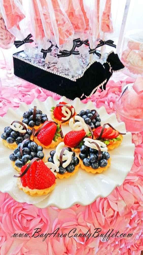 Wedding - French / Parisian Bridal/Wedding Shower Party Ideas