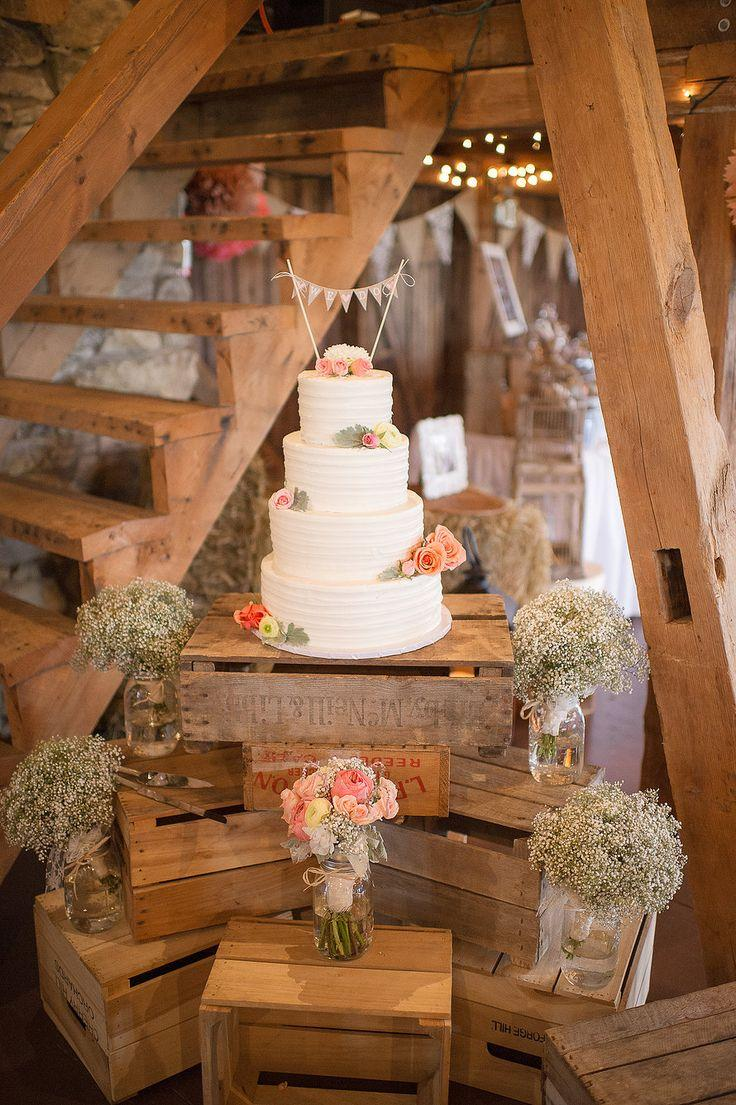 30 Inspirational Rustic Barn Wedding Ideas #2469606 - Weddbook