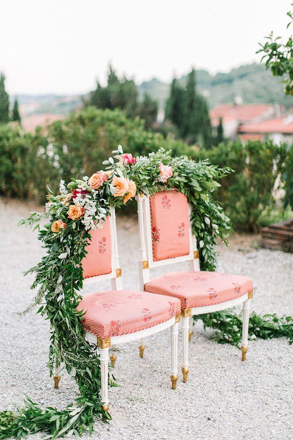 Свадьба - Gracious Villa Wedding In The Heart Of Tuscany