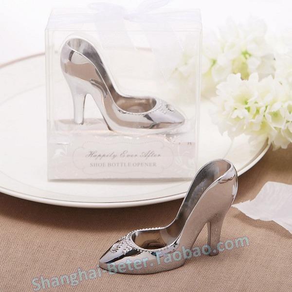 Mariage - 童话故事主题婚礼 灰姑娘高跟鞋开瓶器WJ111创意婚品 麻雀变凤凰