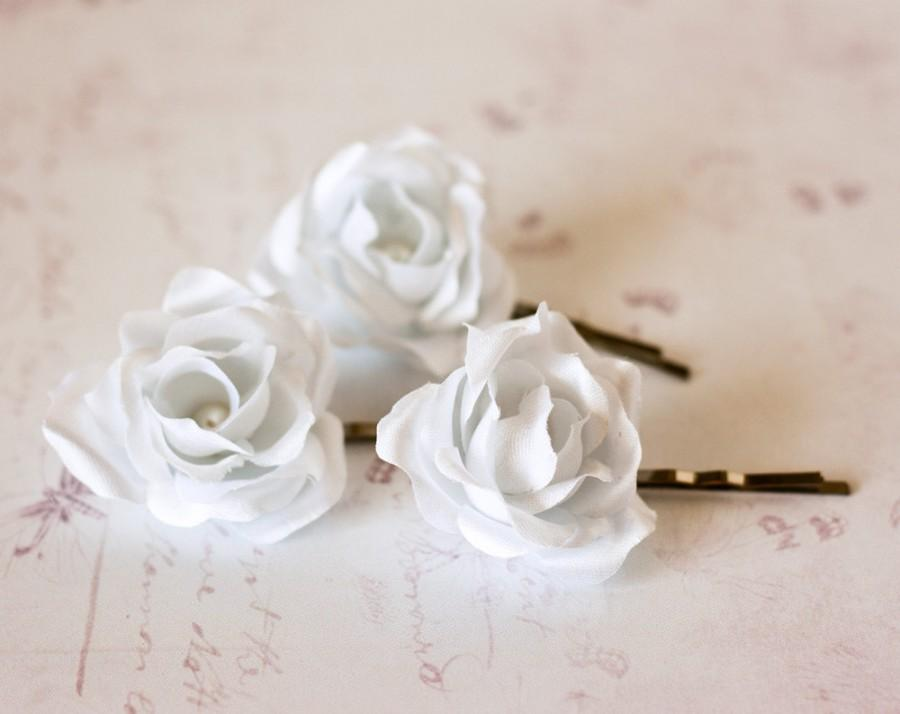 72white rose hair clip hair clips wedding hair clips hair 72white rose hair clip hair clips wedding hair clips hair accessories roses flower hair clips hair clips bobby pins roses hair clips mightylinksfo