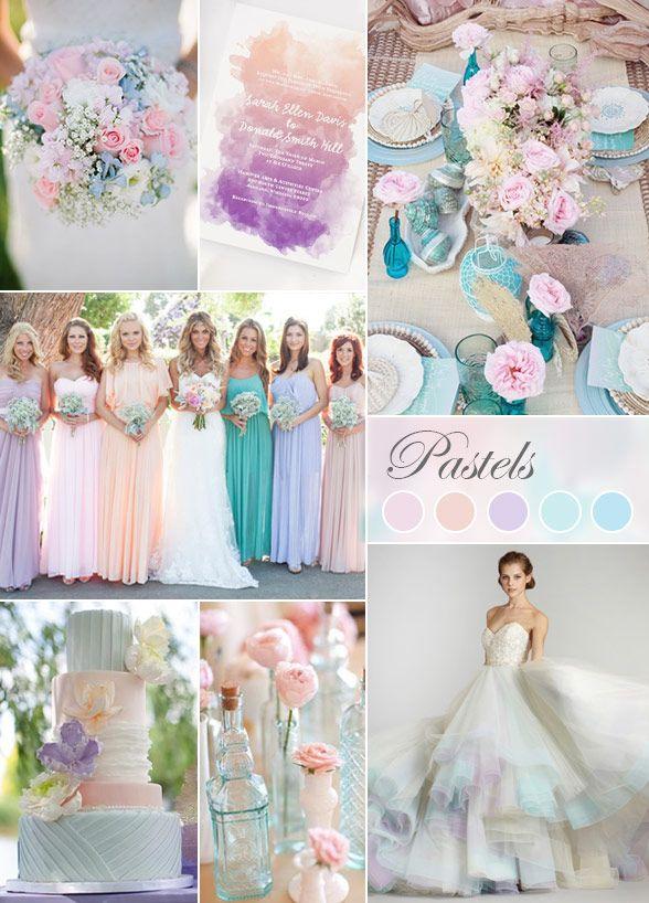 Wedding Theme Wedding Colors Were Crushing On 2469934 Weddbook