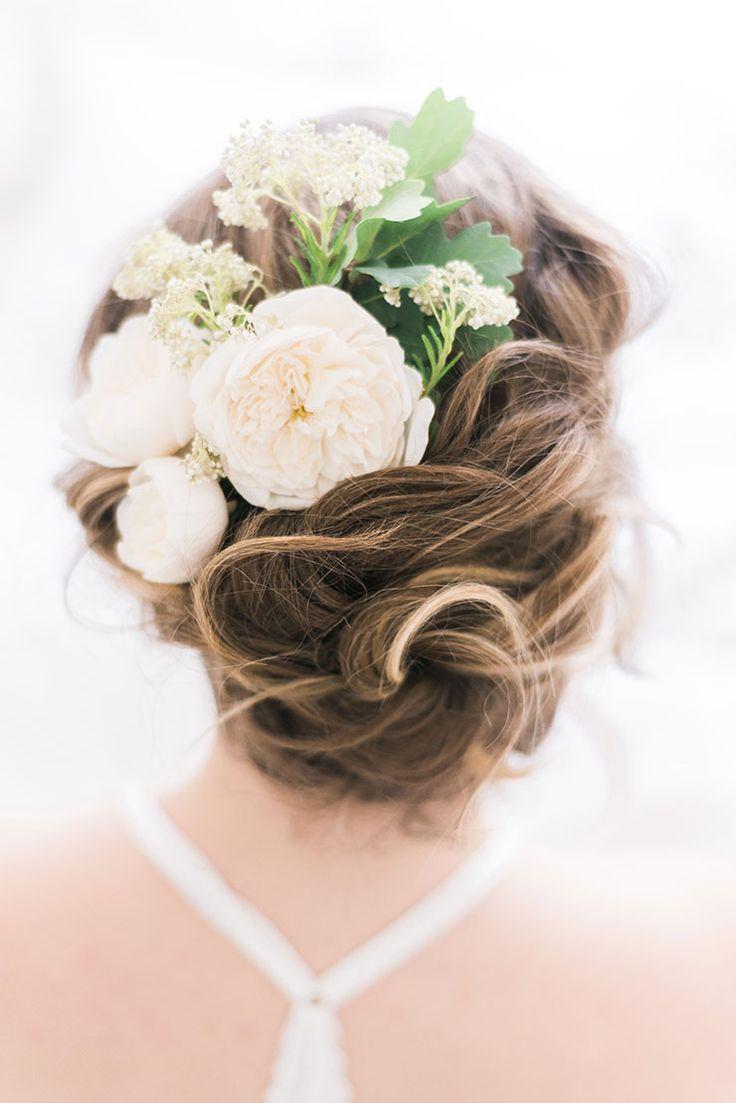 Wedding - Elegant Bridal Boudoir Inspiration