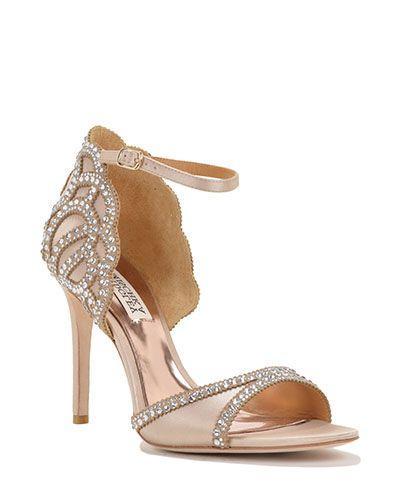 Свадьба - Roxy Ankle Strap Evening Shoe