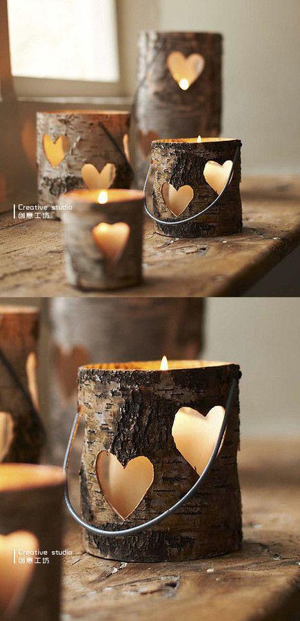 Mariage - 35 Creative DIY Heart Symbols