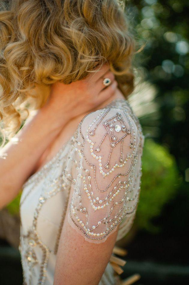 Mariage - 30 Beautiful Wedding Dresses With Sleeves