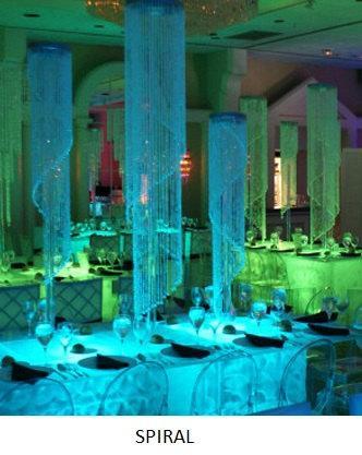 Decor crystal chandelier centerpieces 2470230 weddbook crystal chandelier centerpieces aloadofball Image collections
