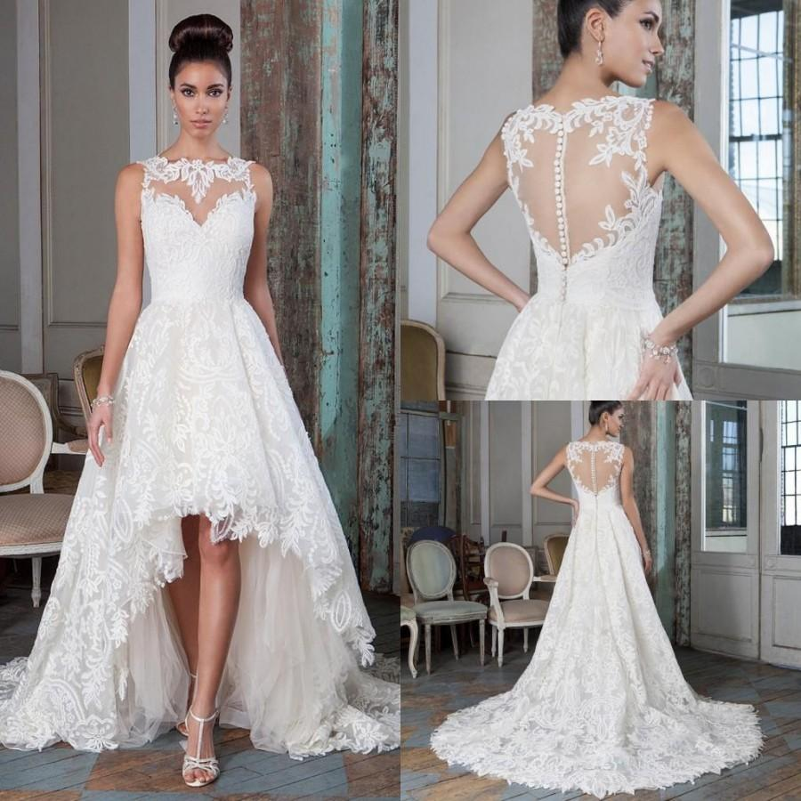 Vintage Lace Wedding Dresses On A Budget : New collection lace wedding dresses a line sexy plus