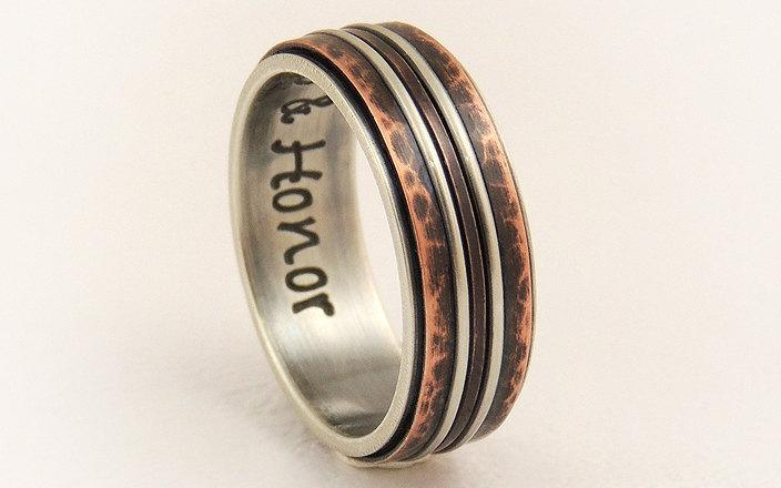 Present A 25th Wedding Anniversary Ring To Your Spouse