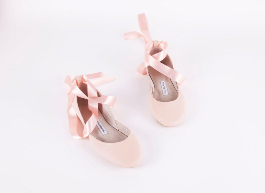 Ballet Shoes Nude 48