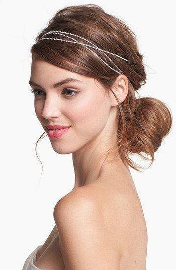 Wedding - Untamed Petals By Amanda Judge 'Vera' Bohemian Head Wrap